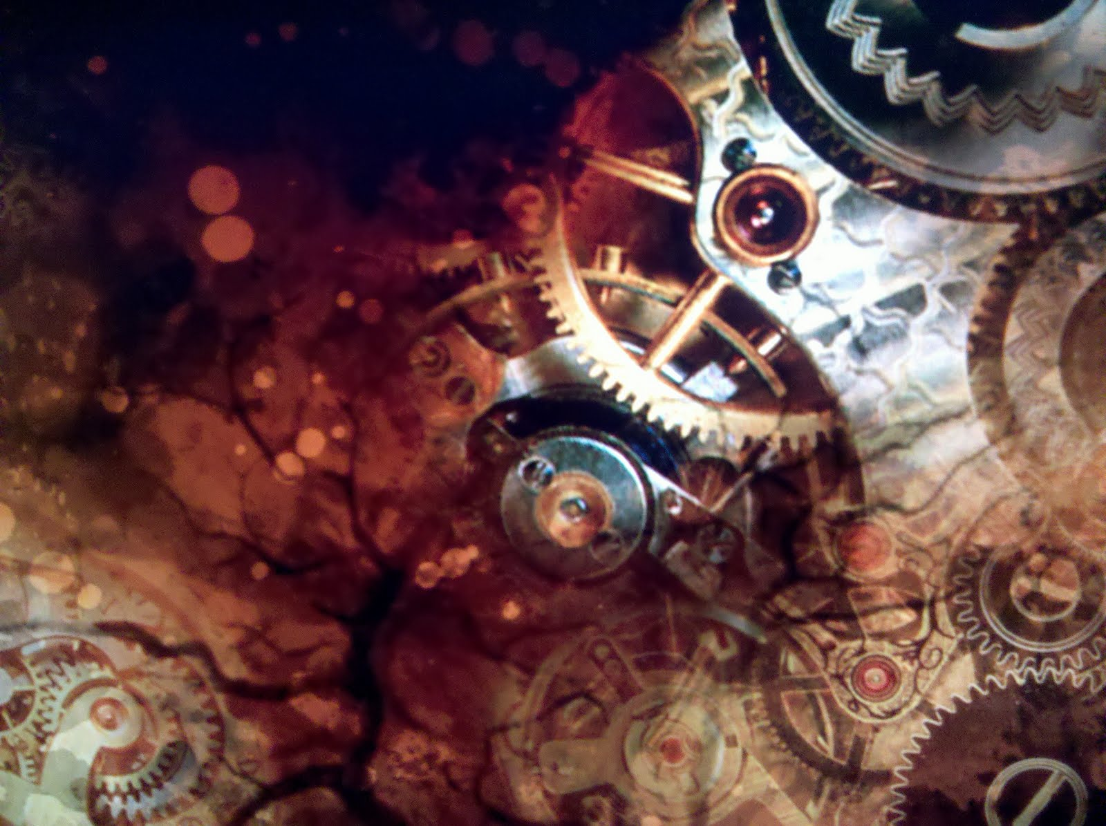 365 Our Life In Tennessee Steampunk Wallpaper