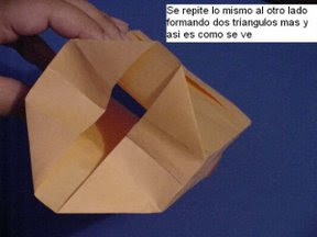 Como hacer una funda o bolsa de papel paso a paso con for Como hacer una fachada minimalista