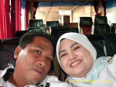 percutian di Sabah...