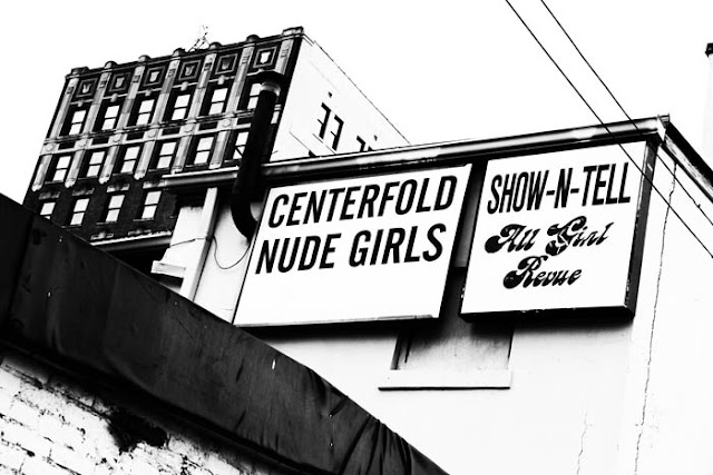 The Centerfold Nude Girls & Show-N-Tell All Girl Revue strip clubs in Louisville.