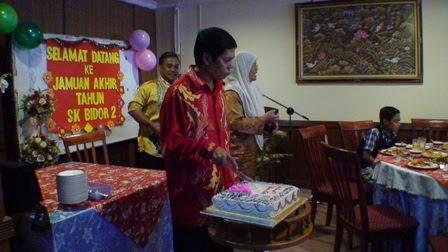 Hari Jadi Tuan Guru Besar SK Bidor 2    En Alias b Hamid