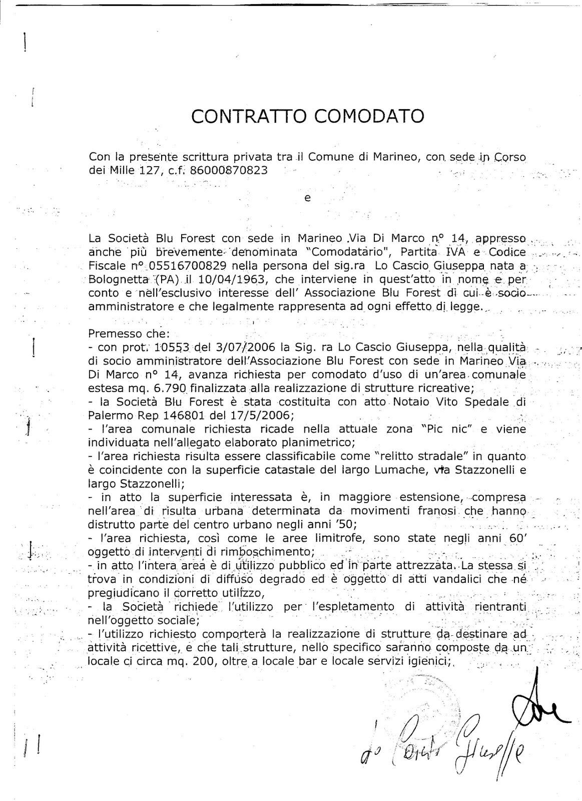 Lettera richiesta cud contratto badanti come 232 il cud - Scrittura privata acquisto casa ...