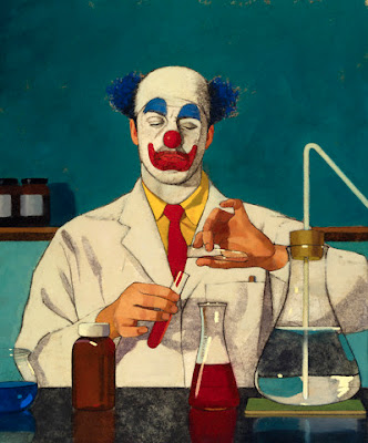 Much Muthafukkin Clown Science!