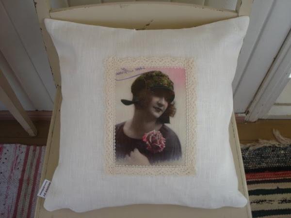 Vintage/Nostalgia tyynynpäälliset