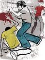 ¿Por qué recurrir a medios violentos para expresar una posición de desacuerdo? Imagen de violencia juvenil