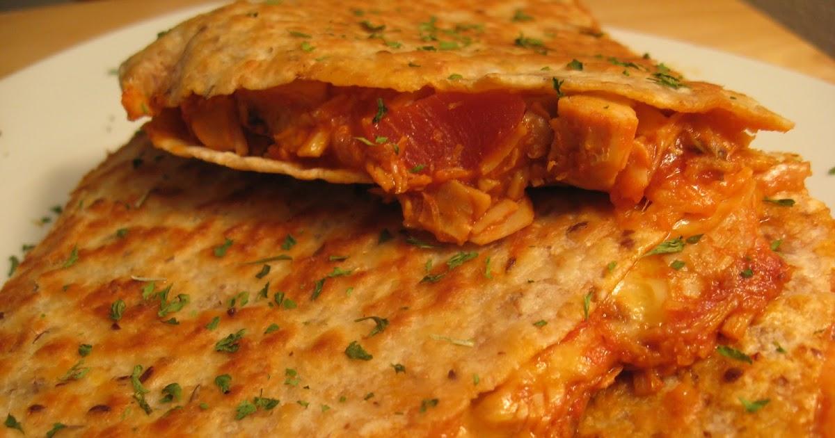 Recettes de flipp quesadillas de poulet - Recette de jamie oliver sur cuisine tv ...