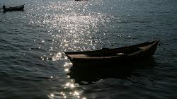 Encontró un bote destartalado y sin nombre...
