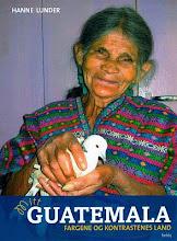 """Boka """"Mitt Guatemala"""" som kan bestilles av Hanne Lunder"""