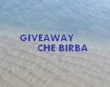 giveaway di Che Birba