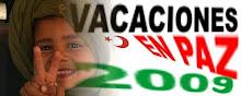 VACACIONES EN PAZ 2009