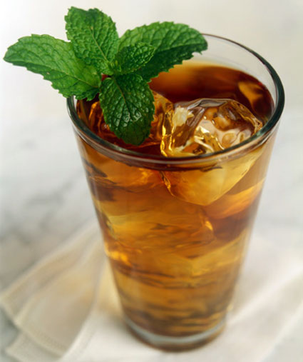 Sweet Kitchen: Iced tea recipe