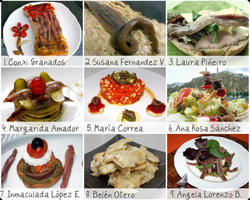 Lo que habéis cocinado para el 5º Reto con Serrats y VelocidadCuchara