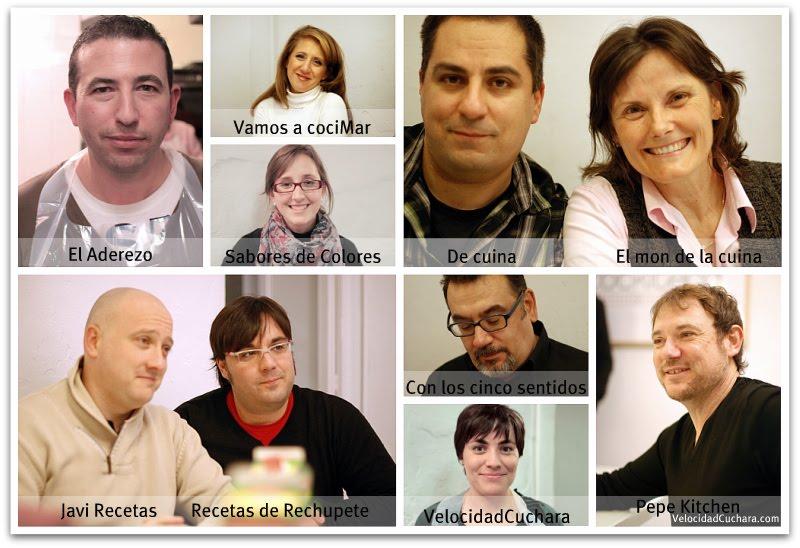 Los 10 bloggers del 1º Breadstorming de BIMBO - VelocidadCuchara.com
