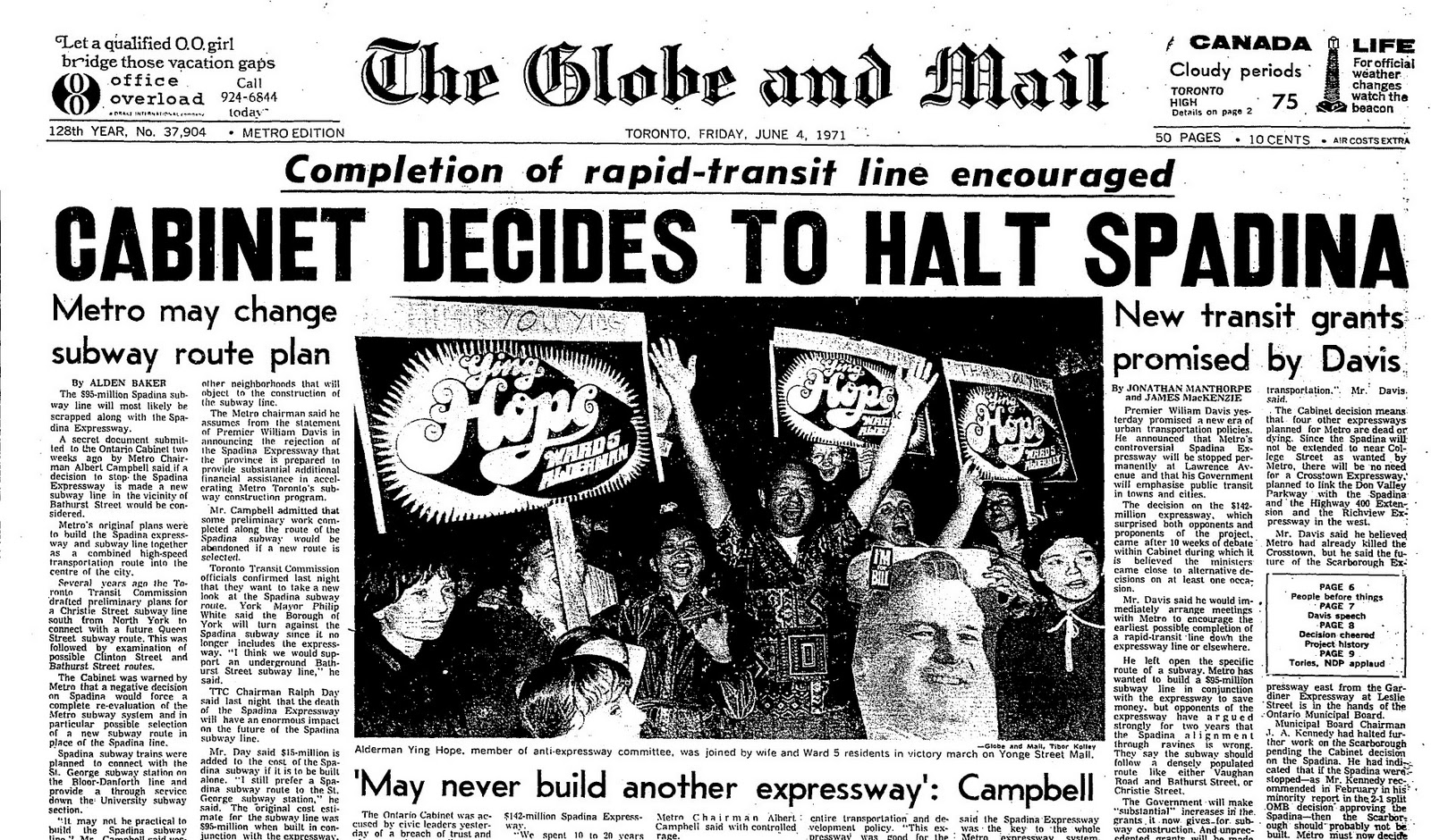 how to find old newspaper articles canada