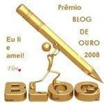"""Este blog tiene el premio """"Blog de oro"""""""