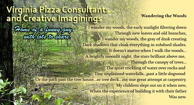 Virginia Pizza Consultants and Creative Imaginings