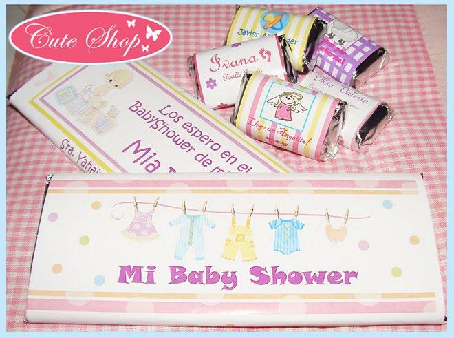 CHOCOLATES: Bautizos, Primera Comunión, Baby Showers, Nacimientos!
