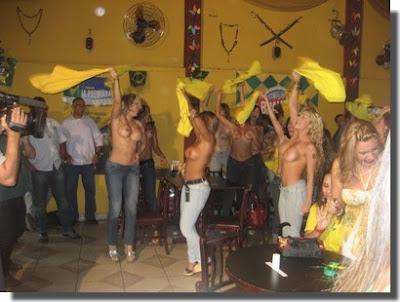 Festa no Barzinho: Vai Brasillll