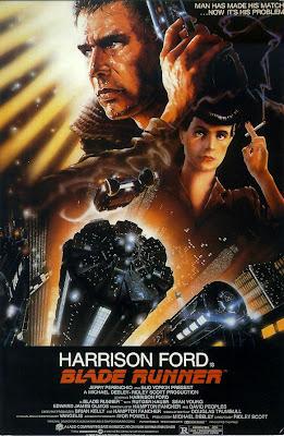 Poster: Blade Runner de Ridley Scott