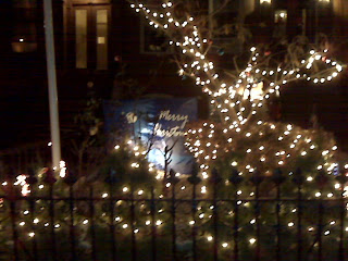 Brooklyn does Christmas right
