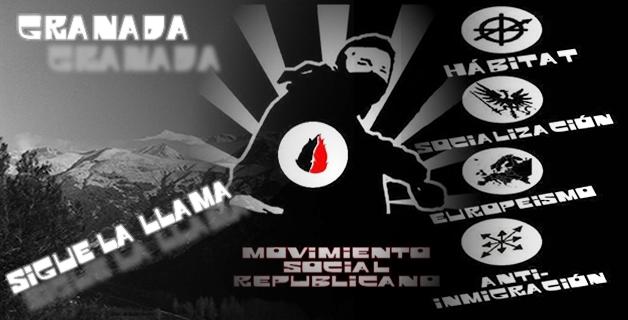 Movimiento Social Republicano - MSR Granada