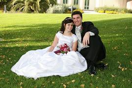 Last year wedding of Heather & Jordan
