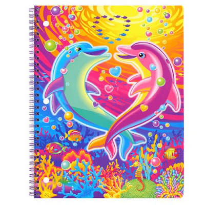 Lisa Frank was that bitches name