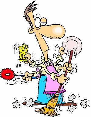 housekeeping duties and responsibilities