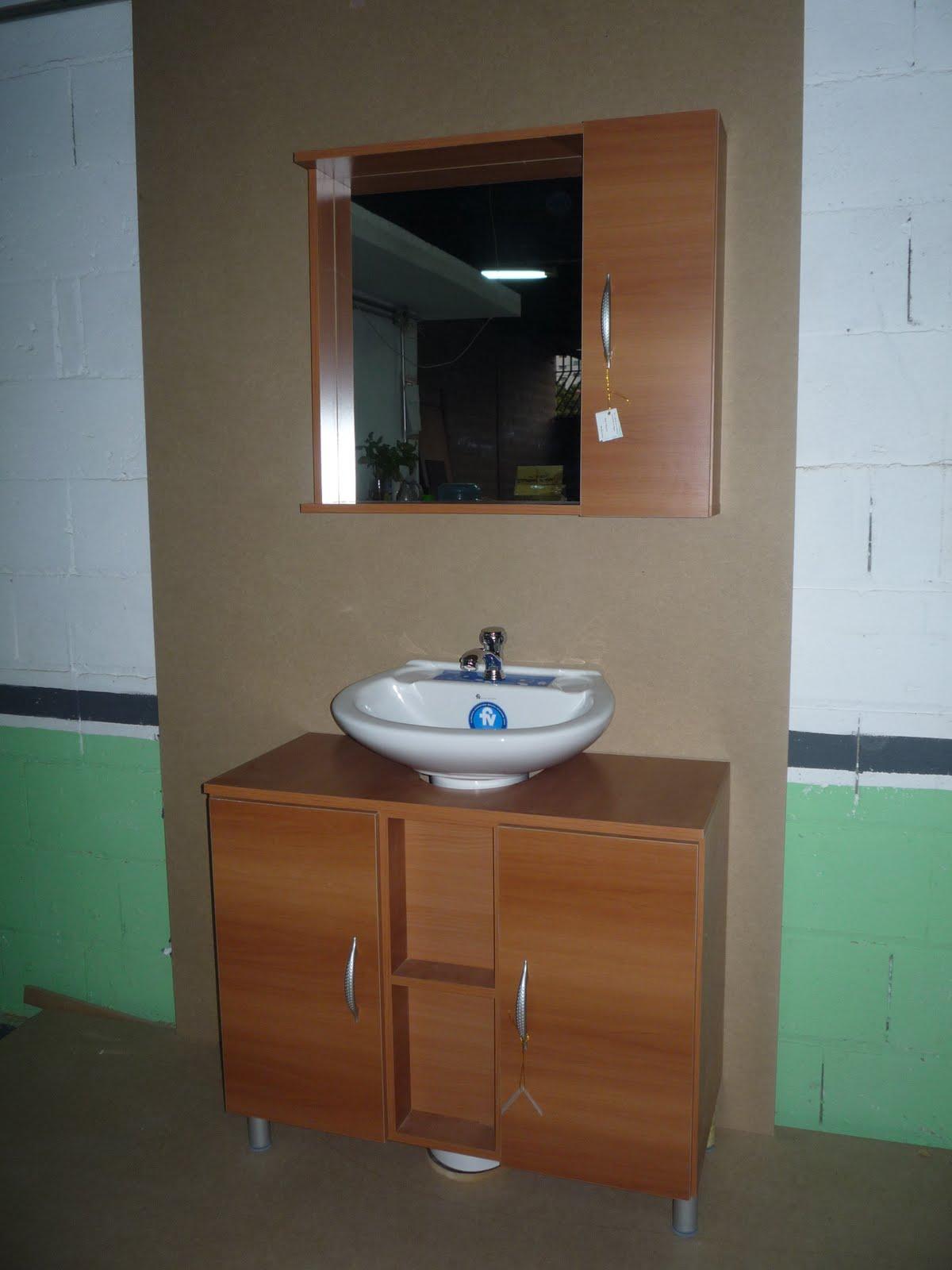 Muebles de ba o sofia - Muebles de bano valenzuela ...