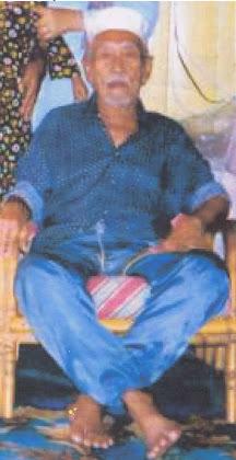 Allahyarham Tuan Guru Pak Mat Pinang