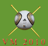 VM i Fotbollsstickning 2010