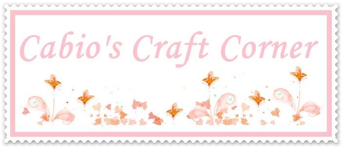 Cabio's Craft Corner