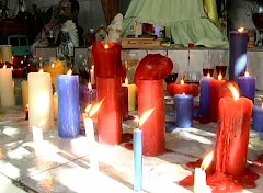 Ofrendas, Altar Mayor
