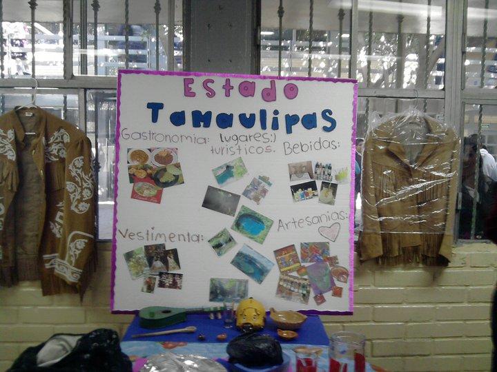 Estado: De Tamaulipas