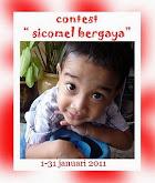 Contest SiComel Bergaya