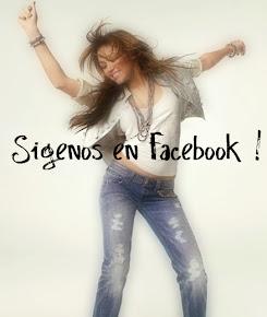Se parte de nuestro Facebook!