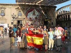 Valencia - Encuentro Mundial de las Familias