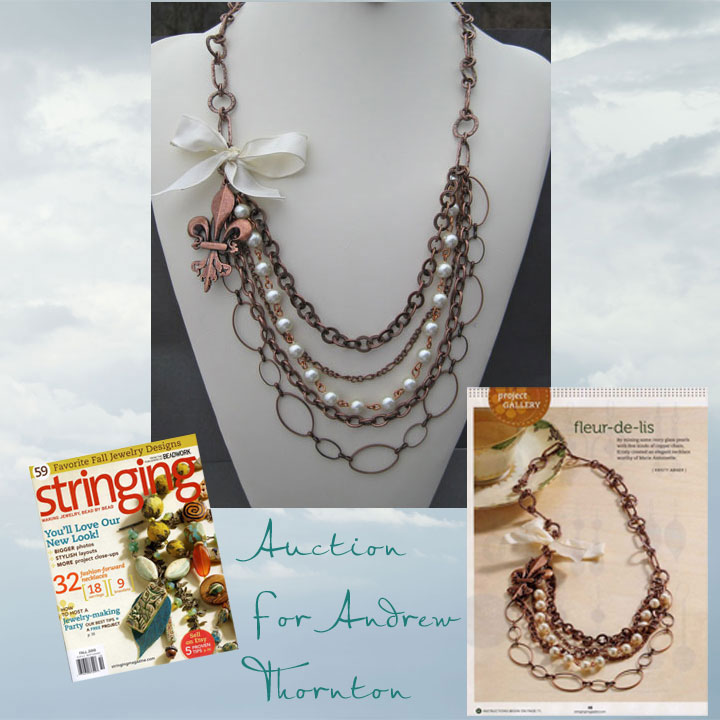 Stringing Beads Magazine of Stringing Magazine