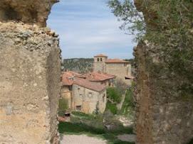 Visión panorámica desde el castillo