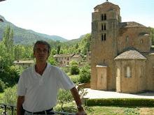 Santa Cruz de la Serós: iglesia de Santa María