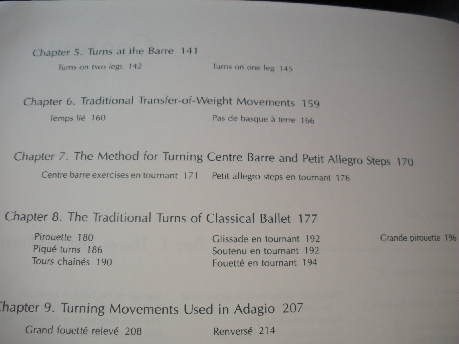 classical ballet technique warren pdf