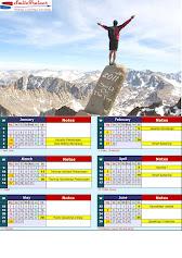 Jadwal Kami 2011