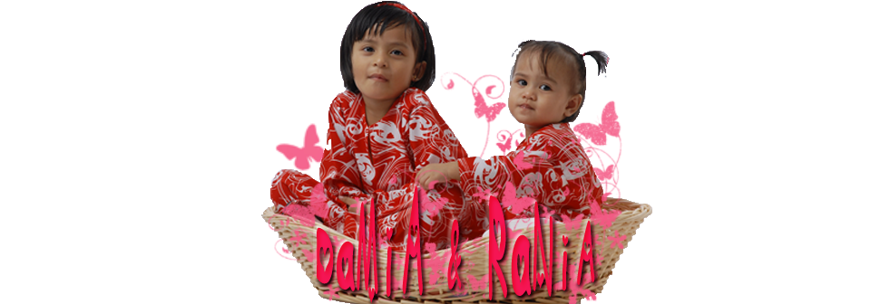 ♥ Damia Sabrina ♥ Dalisya Rania ♥