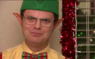 the office christmas episode entitled secret santa aired a few weeks ago it was a decent installment from the people who create the dunder mifflin crew - The Office Christmas Episodes