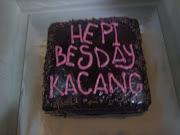 kek coklat RM 15 (800 g) RM 27 (1.5 kg)