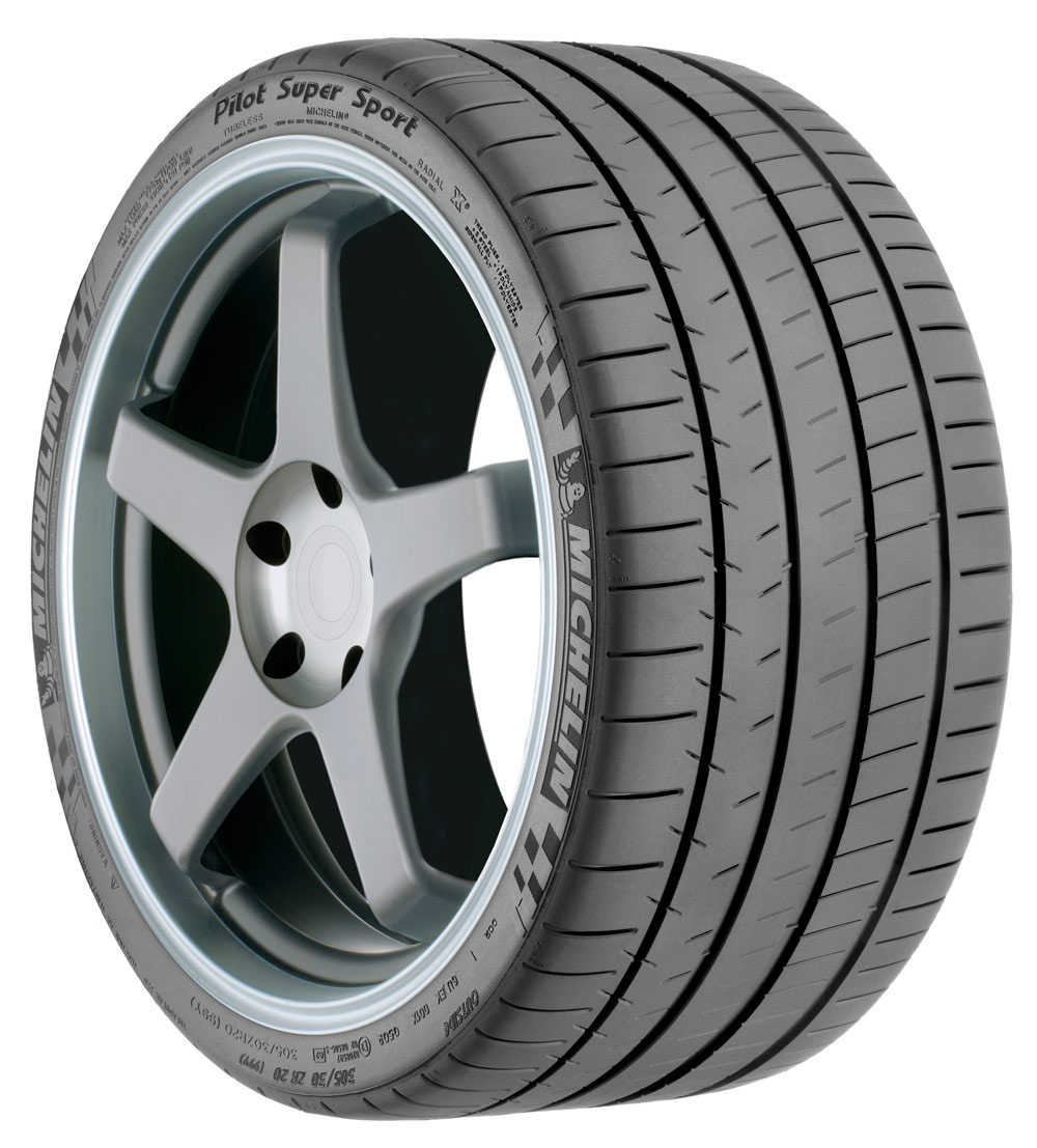 MICHELIN Pilot Super Sport Tyres MICHELIN