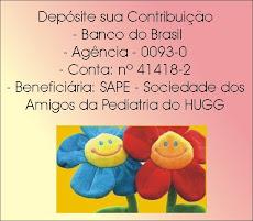 Doação a SAPE via Banco do Brasil