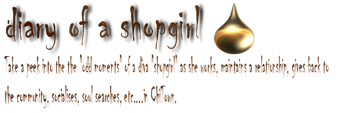 diary of a shopgirl