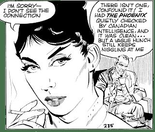 Modestie blaise porn