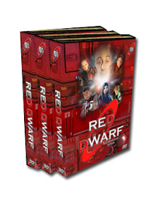 Red Dwarf on DVD